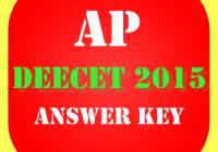 AP-DEECET-answer-key-2015